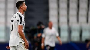 Los dos goles de Cristiano no sirven para clasificar a la Juventus
