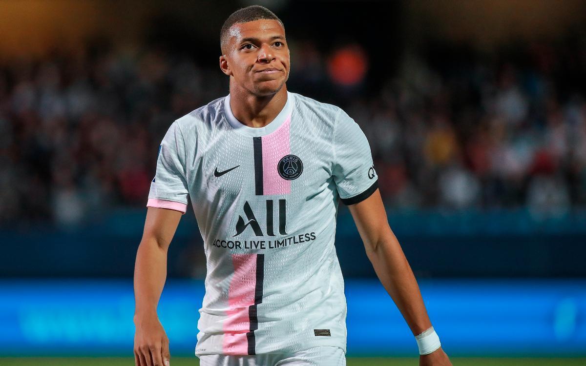 Pochettino: Mbappé está tranquilo
