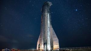 El Starship de SpaceX ya se prepara para su primer vuelo orbital