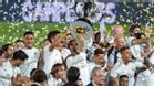 Los jugadores madridistas renunciaron a la prima por la Liga