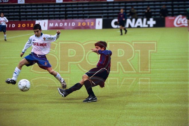 10.Jordi Alba 2001- 02