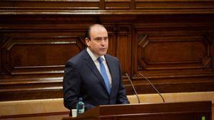 Daniel Serrano, secretario general del PP catalán, dimite tras ser investigado por agresión sexual