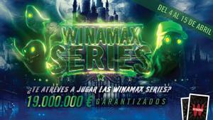 Unas Winamax Series paranormales