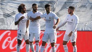 La cotización de Marcelo, Benzema, Marco Asensio y Hazard sigue bajando