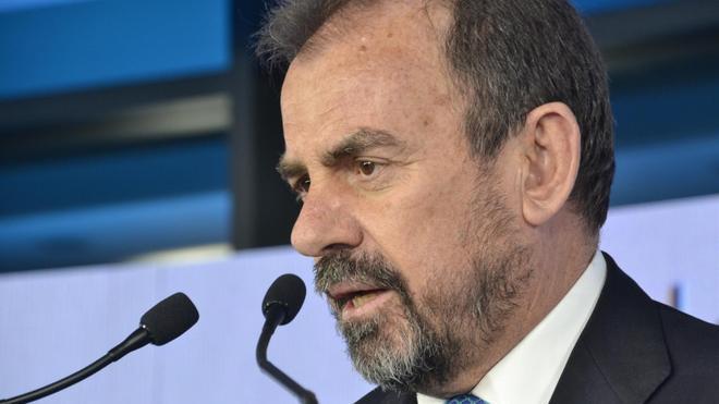 Ángel Torres, presidente del Getafe CF