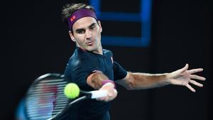 Federer podría estar listo para jugar el Open de Australia
