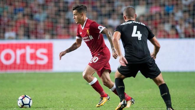Coutinho puede cambiar el Liverpool por el Barça