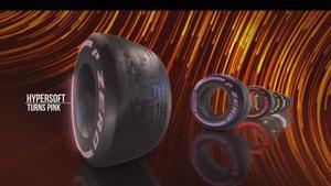 El Pirelli hiperblando se estrenó en los test de Abu Dhabi
