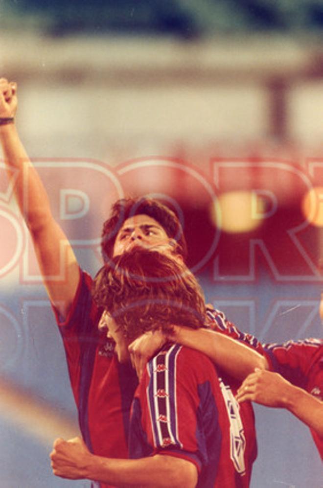 6.Carles Puyol 1996-97