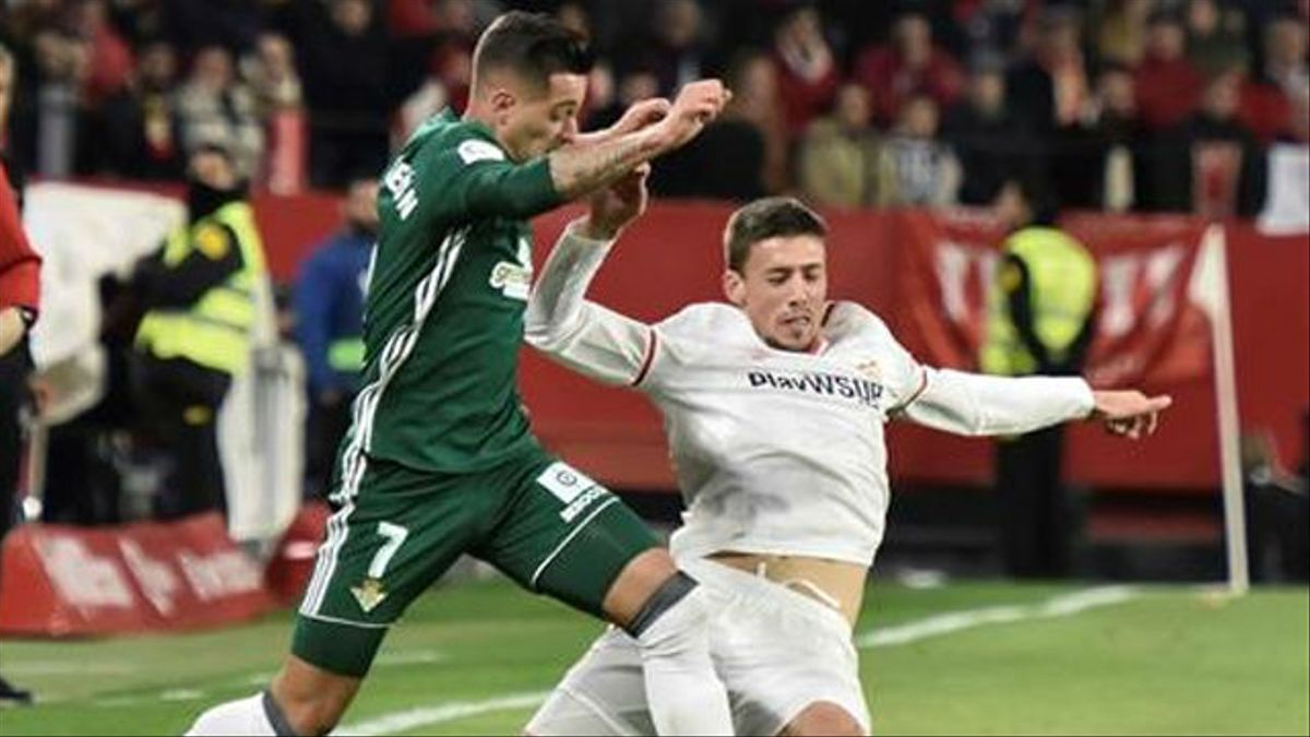 LALIGA   Sevilla - Betis (3-5): El gol de Lenglet