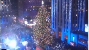 Árbol de navidad de NY
