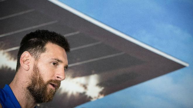 Leo Messi: Contra el Valencia no jugaré, veremos contra el Borussia o el Granada