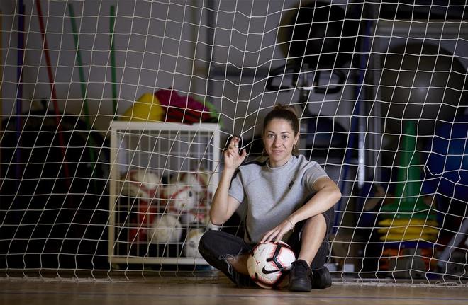 Vicky Losada y la Fundación Barça se unen para luchar contra el bullying