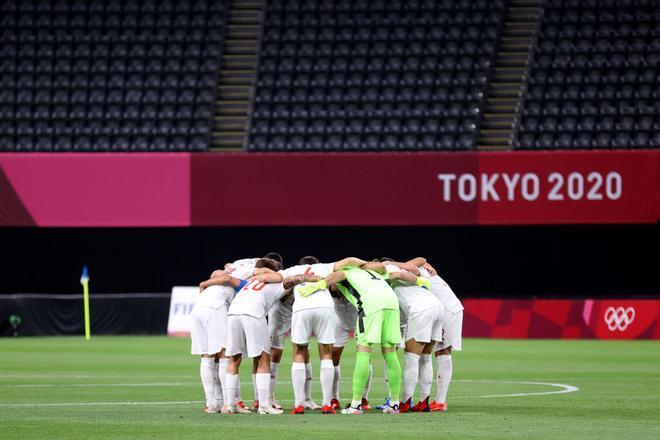 Las estrellas del fútbol que estarán en Tokio 2020