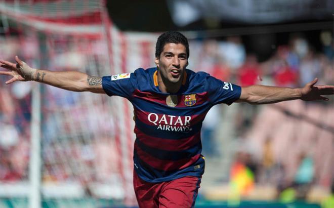 Los goles de Luis Suárez han hecho al Barça campeón de Liga