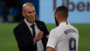 Zidane, preocupado por Benzema