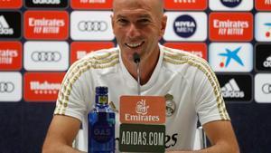 Zidane apunta al aspecto económico para explicar la marcha de Achraf