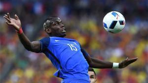 Paul Pogba, jugador de la Juventus