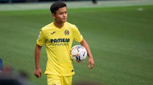 Kubo fue cedido al Villarreal pero no está teniendo protagonismo