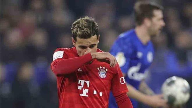 Coutinho seguirá dos meses más cedido en el Bayern Múnich
