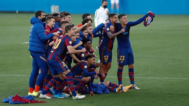 La medida no afectaría al Barça B