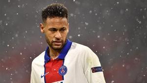 Neymar sigue pensando en azulgrana