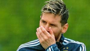 Messi se encuentra concentrado con Argentina