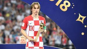 Luka Modric candidato a The Best 2018