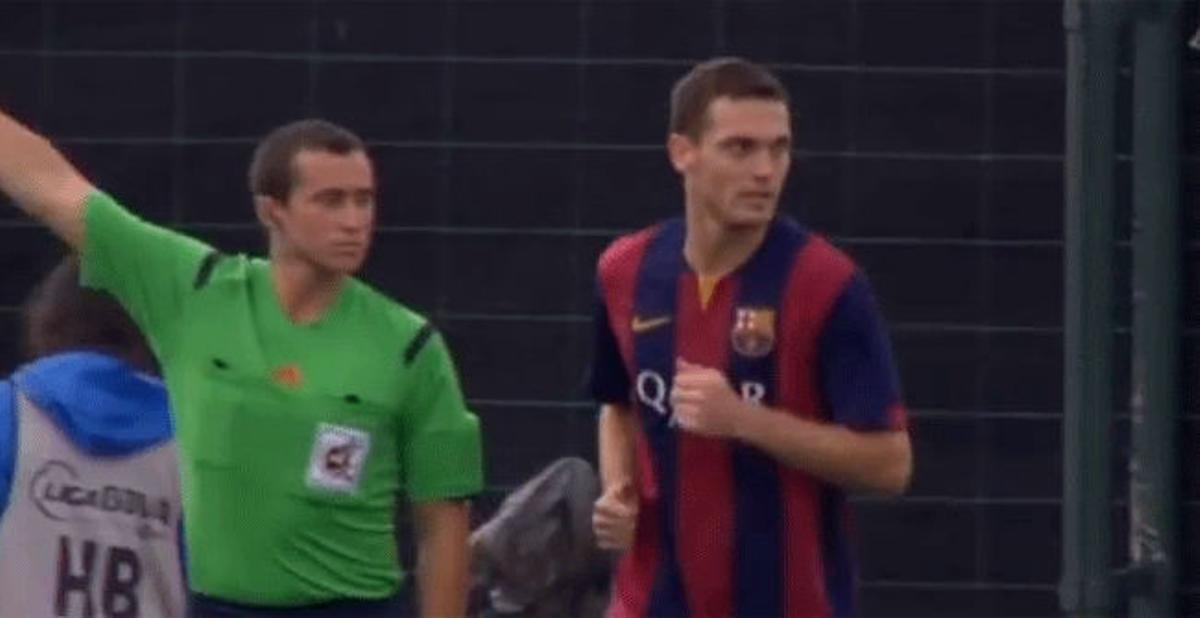 Vermaelen podría salir del FC Barcelona