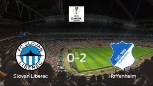El Hoffenheim se impone al Slovan Liberec y consigue los tres puntos (0-2)