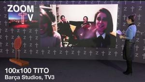 Premiado el documental 100X100 Tito, de Barça Studios
