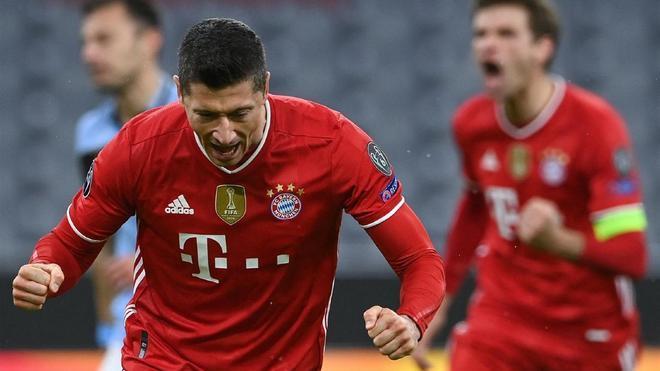 El Bayern, a cuartos con victoria
