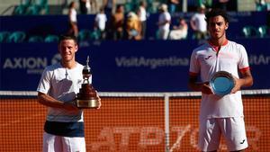 El Peque suma su primer título ATP en Argentina
