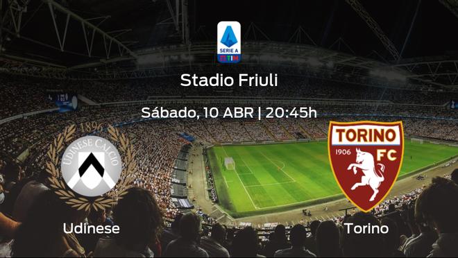 Previa del encuentro: Udinese - Torino