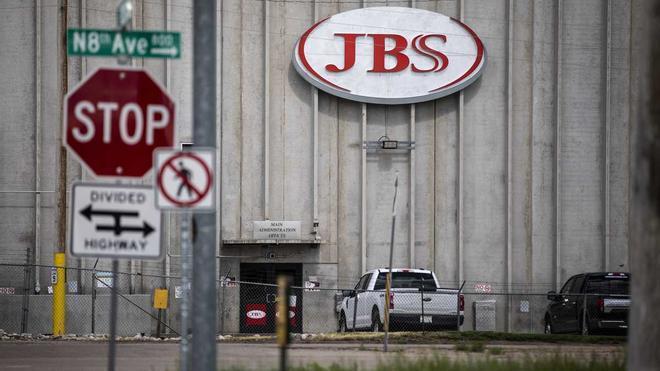 La empresa JBS paga 11 millones de dólares en rescate
