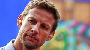 Button trabajará en Williams
