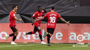 El Rayo cae ante el Mallorca por 1-3