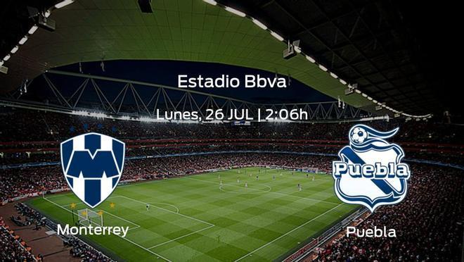 Previa del encuentro: el Monterrey y el Puebla se enfrentan en su primer choque en la Liga MX de Apertura