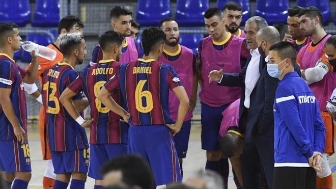 El Barça confía en recuperar el cetro europeo