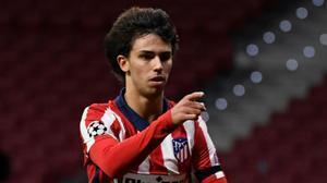 Joao Félix sigue con su buena racha goleadora ante el Bayern