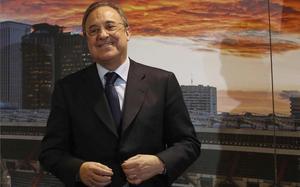 Florentino es, para los clubs, el responsable que está retrasando la nueva reglamentación sobre los derechos de televisión