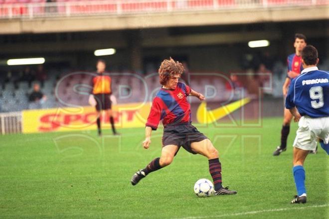 13.Carles Puyol 1999-2000