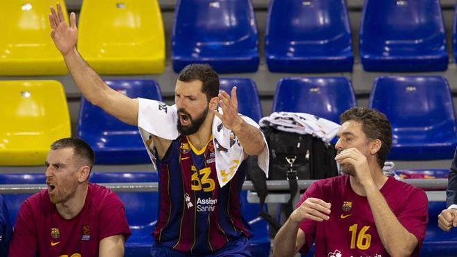 El Barça necesita reaccionar este viernes