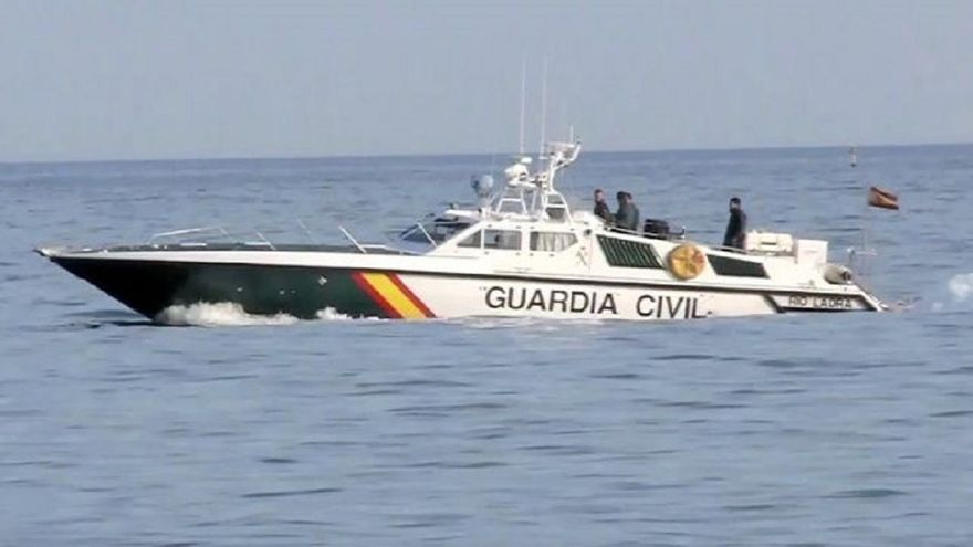 La Guardia Civil incorpora lanzagranadas en sus embarcaciones