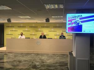 Ordino Arcalís acoge la XXIX edición del Trofeo Borrufa