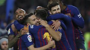 El Barça remontó un 2-0 en Copa ante el Sevilla la temporada 2018/19