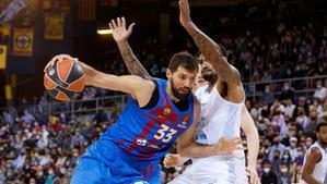 Mirotic tuvo otra actuación brillante en la Euroliga
