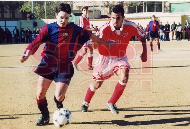 11. Andrés Iniesta 2000-01