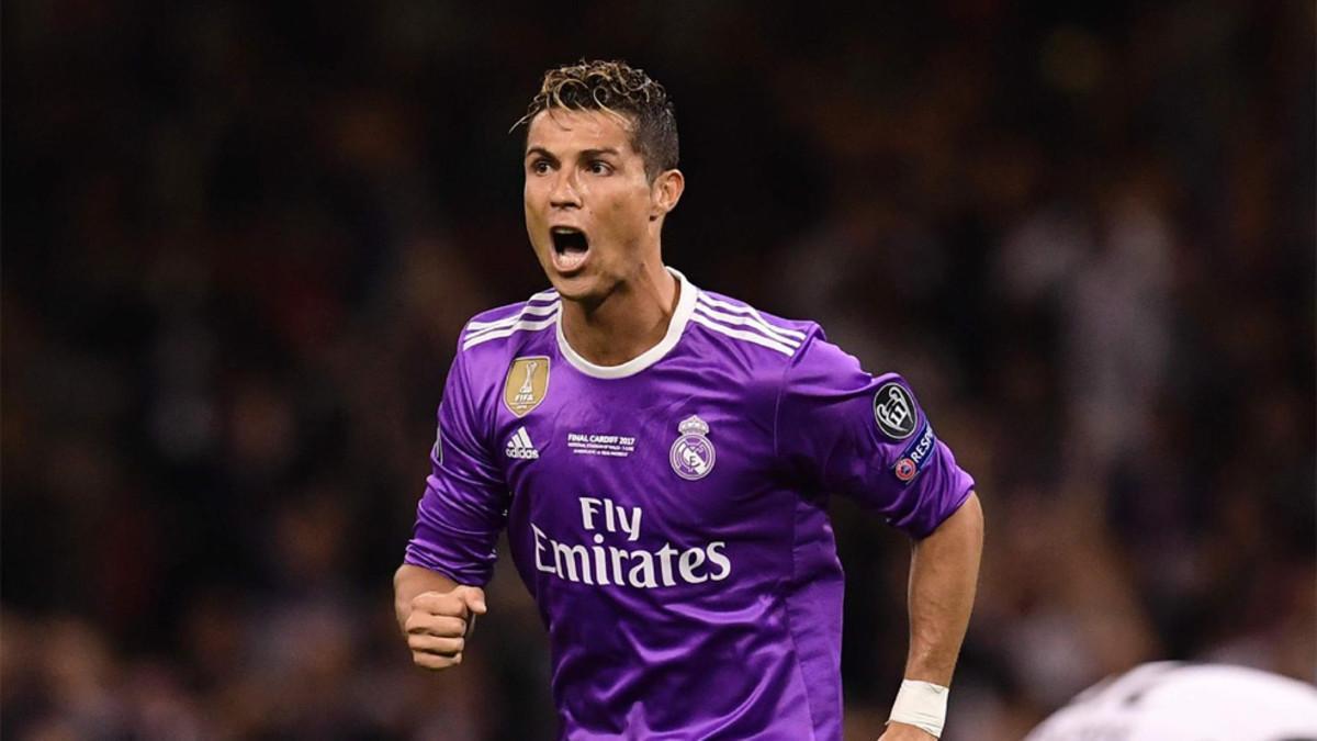 Cristiano Ronaldo marcó un gol y fue expulsado
