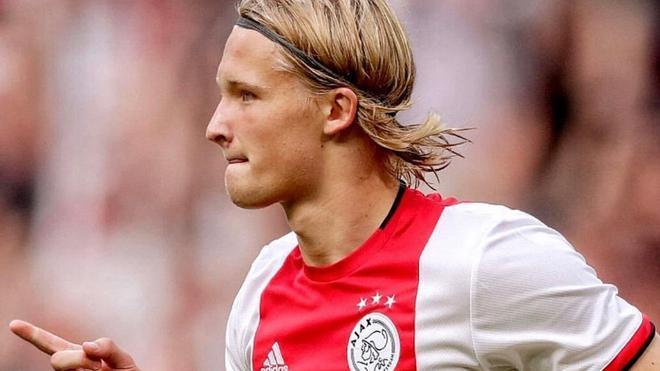 Kasper Dolberg (Dinamarca)